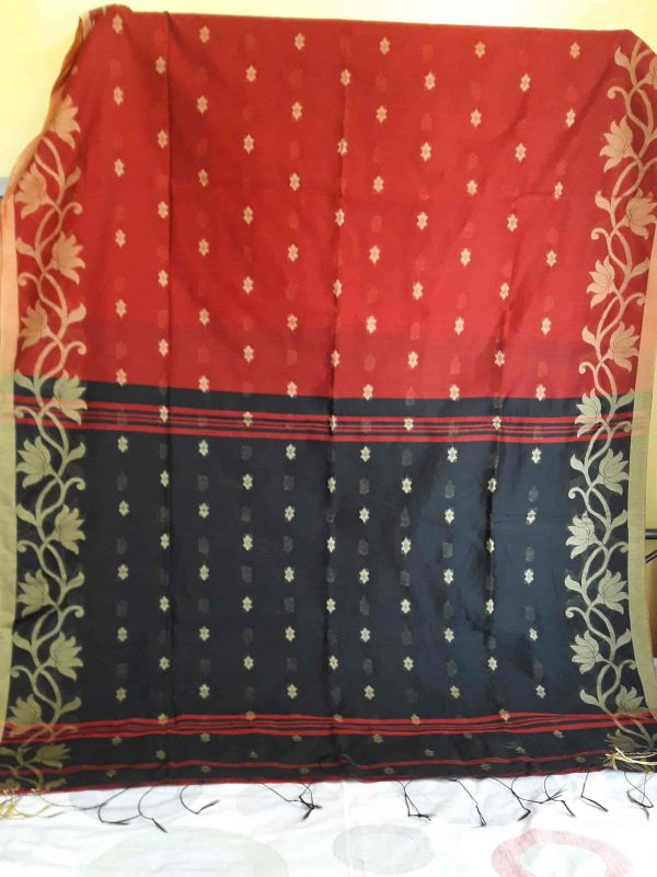 handloom-jamdani-black-red2-min