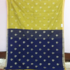 lime-yellow-blue-saree-2