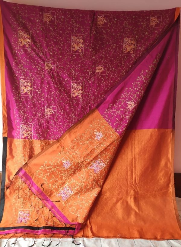 sareepink orange 2